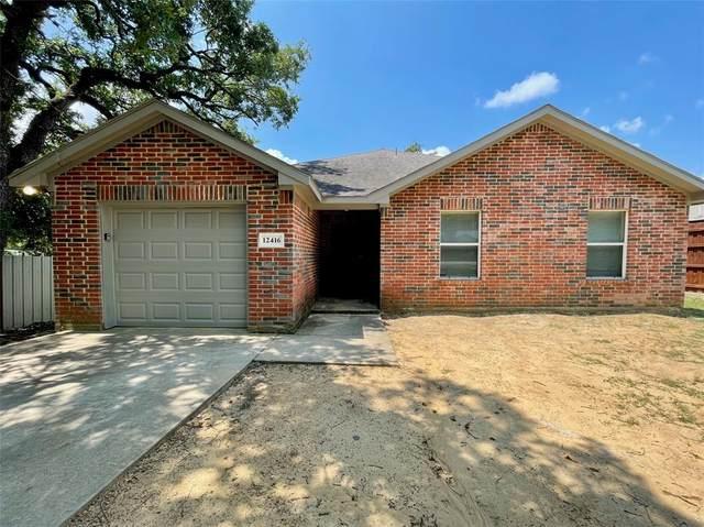 12416 Fish Road, Dallas, TX 75253 (MLS #14633254) :: Real Estate By Design