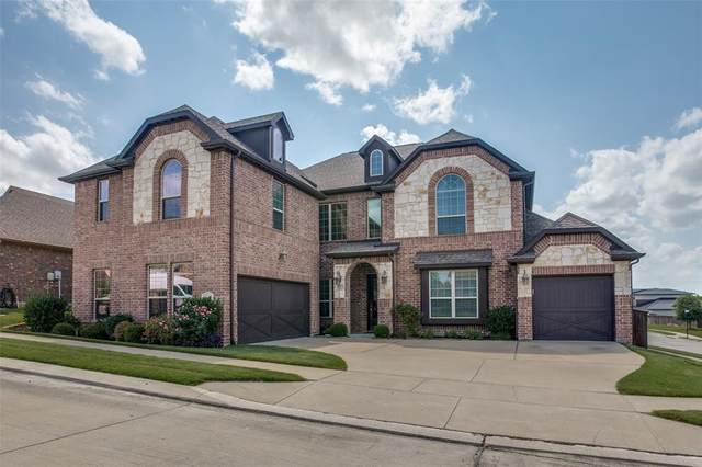 1224 Yosemite Way, Burleson, TX 76028 (MLS #14633272) :: Front Real Estate Co.