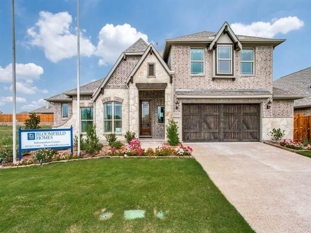 3414 Kodiak Drive, Melissa, TX 75454 (MLS #14633282) :: Real Estate By Design