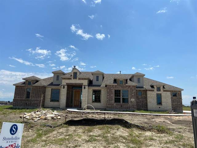 42 O'hanlon Drive, Van Alstyne, TX 75495 (MLS #14633313) :: The Great Home Team