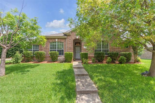 2708 Hawthorne Drive, Glenn Heights, TX 75154 (MLS #14633330) :: Real Estate By Design