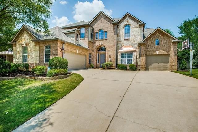 1561 Terrace Drive, Lantana, TX 76226 (MLS #14633332) :: NewHomePrograms.com