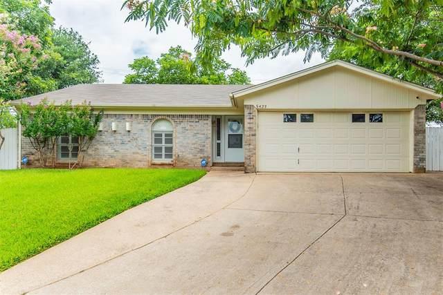 5423 Sandusky Court, Arlington, TX 76017 (MLS #14633338) :: Real Estate By Design
