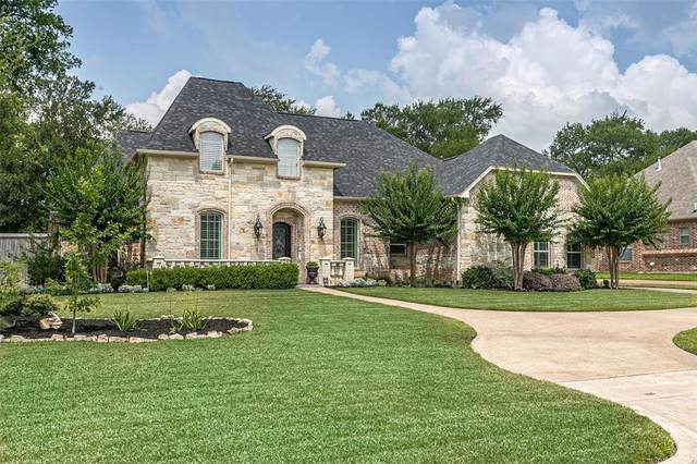 608 Waterchase Drive, Fort Worth, TX 76120 (MLS #14633350) :: The Rhodes Team