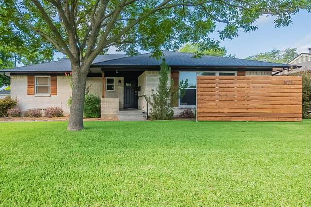 1921 Peavy Road, Dallas, TX 75228 (MLS #14633357) :: Russell Realty Group