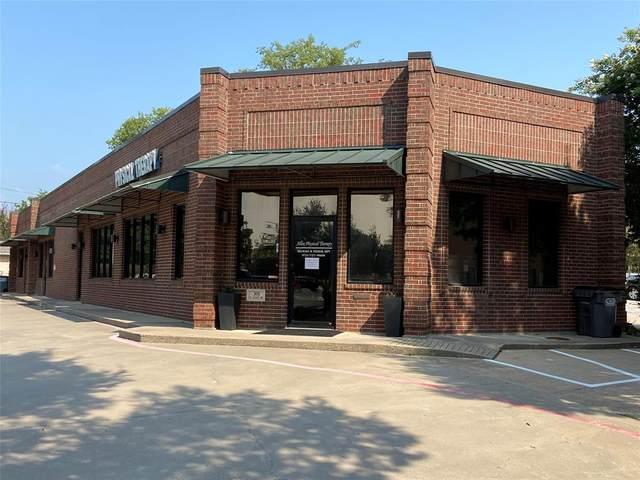 301 N Allen Drive A, Allen, TX 75013 (MLS #14633360) :: KW Commercial Dallas