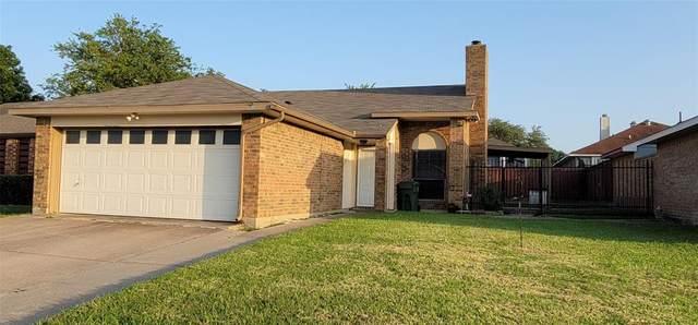 526 Valley Mills Drive, Arlington, TX 76018 (MLS #14633372) :: Real Estate By Design