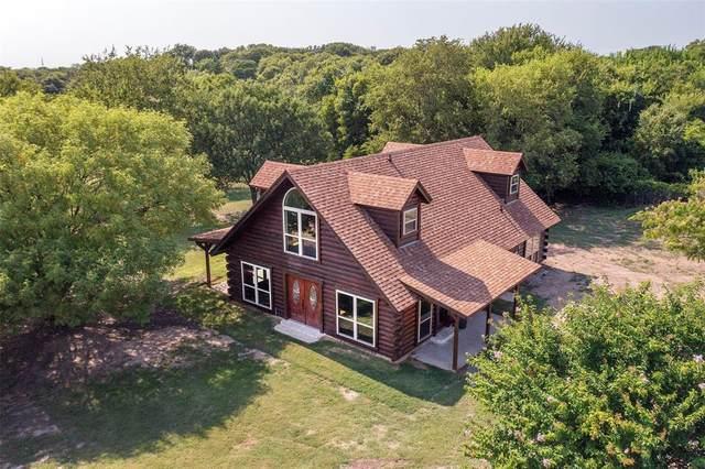 1756 Reese Lane, Azle, TX 76020 (MLS #14633376) :: The Hornburg Real Estate Group