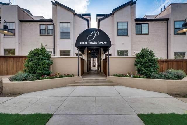 3901 Travis Street #121, Dallas, TX 75204 (MLS #14633382) :: RE/MAX Pinnacle Group REALTORS