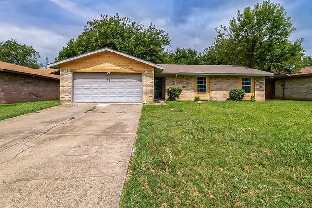 707 Victoria Drive, Euless, TX 76039 (MLS #14633396) :: The Mitchell Group