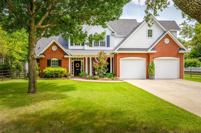 231 E Umphress Street, Van Alstyne, TX 75495 (MLS #14633404) :: Real Estate By Design
