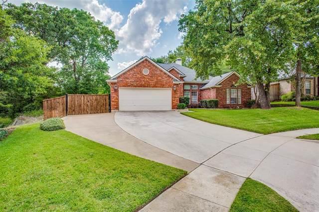 1601 Twilight Drive, Flower Mound, TX 75028 (MLS #14633408) :: Real Estate By Design