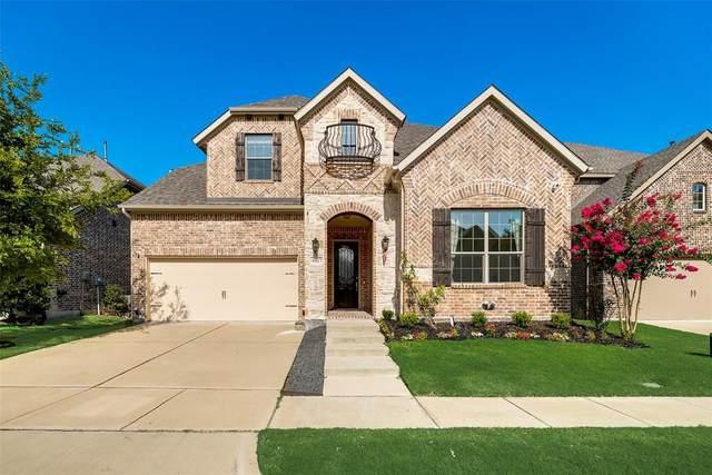 4417 Casa Grande Lane, Mckinney, TX 75070 (MLS #14633415) :: The Rhodes Team