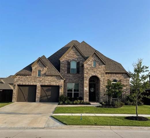 940 Redstem Drive, Prosper, TX 75078 (MLS #14633416) :: The Rhodes Team