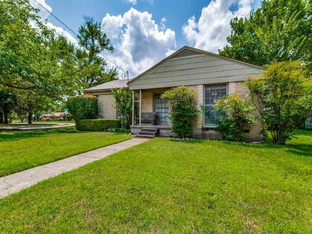1119 Ash Street, Irving, TX 75060 (MLS #14633445) :: The Star Team | JP & Associates Realtors