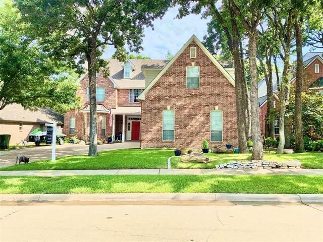 6307 Millwood Court, Arlington, TX 76016 (MLS #14633458) :: The Hornburg Real Estate Group