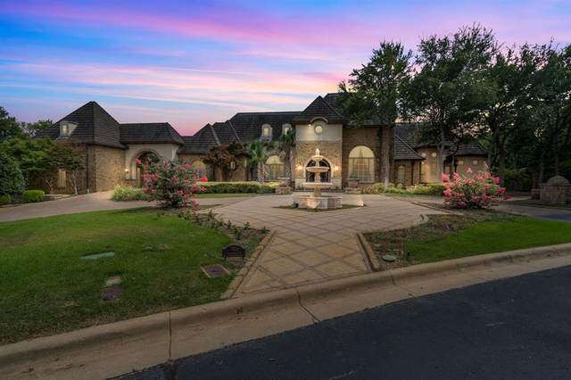 7901 Chartwell Lane, Fort Worth, TX 76120 (MLS #14633460) :: The Good Home Team