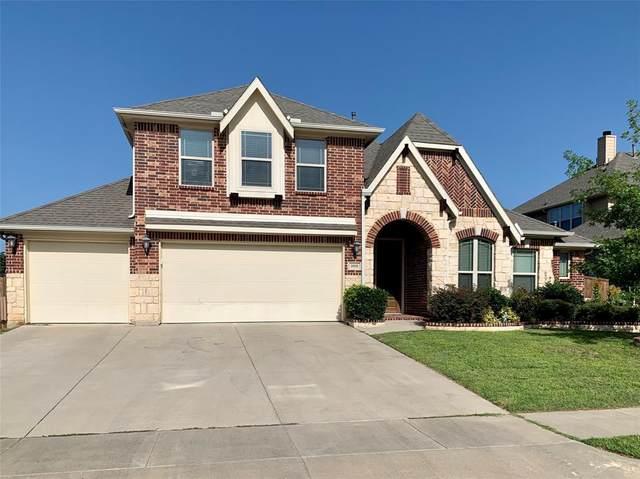 1001 Cliveden Boulevard, Burleson, TX 76028 (MLS #14633464) :: Real Estate By Design