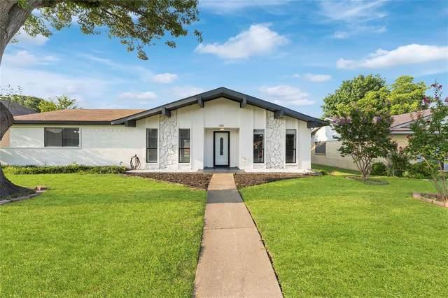 506 Woodcastle Drive, Garland, TX 75040 (MLS #14633495) :: RE/MAX Pinnacle Group REALTORS