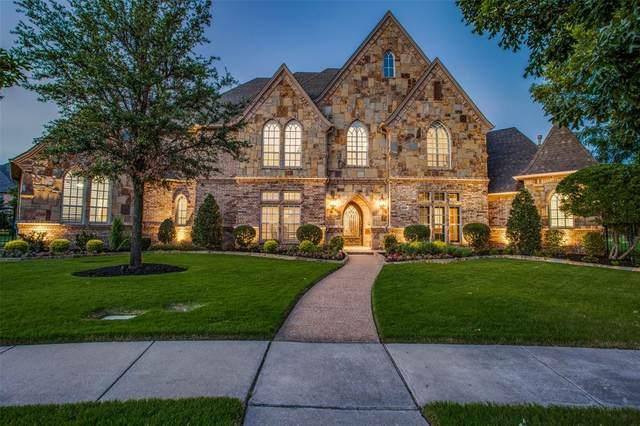 2119 Snow Mass Court, Southlake, TX 76092 (MLS #14633503) :: Real Estate By Design