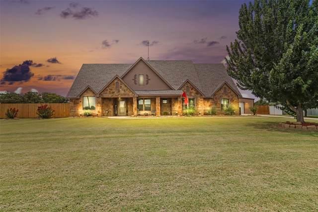 157 Amanda Lane, Reno, TX 76082 (MLS #14633506) :: Results Property Group