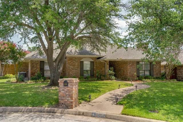3605 Ivywild Court, Arlington, TX 76016 (MLS #14633523) :: Frankie Arthur Real Estate