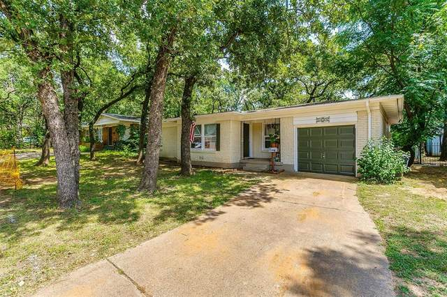 6304 Purington Avenue, Fort Worth, TX 76112 (MLS #14633530) :: Real Estate By Design