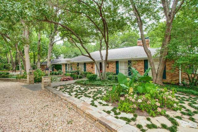 6815 Wander Place, Dallas, TX 75230 (MLS #14633551) :: Real Estate By Design