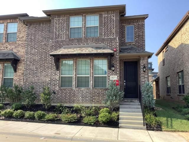 927 Ponds Edge Lane, Euless, TX 76040 (MLS #14633554) :: 1st Choice Realty