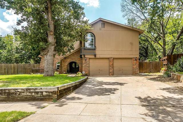 3119 Willow Bend Court, Bedford, TX 76021 (MLS #14633565) :: 1st Choice Realty