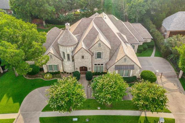 5606 Normandy Drive, Colleyville, TX 76034 (MLS #14633578) :: Real Estate By Design
