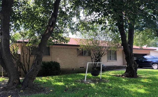 1004 Crestview Drive, Kaufman, TX 75142 (MLS #14633580) :: Real Estate By Design