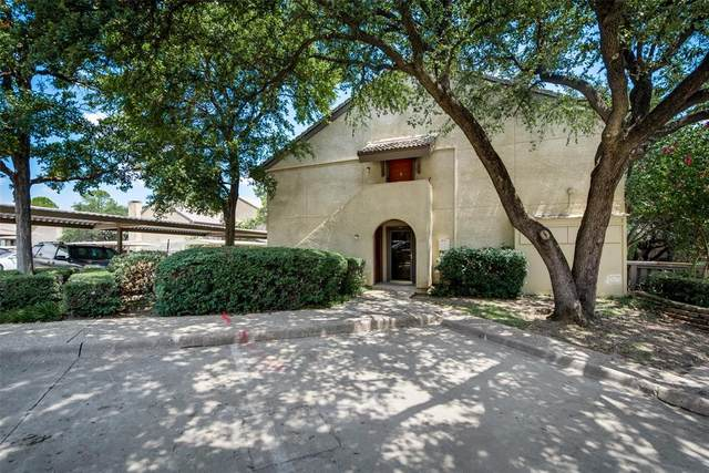 4535 N O Connor Road #1210, Irving, TX 75062 (MLS #14633587) :: Robbins Real Estate Group