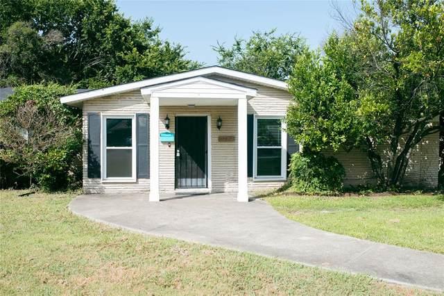 2130 Dunloe Avenue, Dallas, TX 75228 (MLS #14633597) :: The Tierny Jordan Network