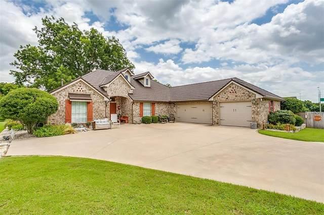 1621 Rockview Drive, Granbury, TX 76049 (MLS #14633602) :: RE/MAX Pinnacle Group REALTORS