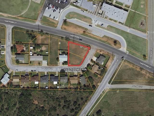 4 Reagan Circle, Abilene, TX 79605 (MLS #14633618) :: ACR- ANN CARR REALTORS®
