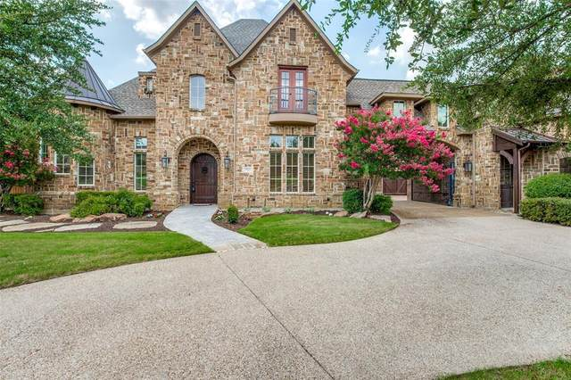2613 Round Table Boulevard, Lewisville, TX 75056 (MLS #14633619) :: Real Estate By Design