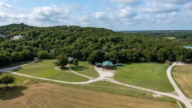 2853 Thompson Road, Weatherford, TX 76087 (MLS #14633636) :: Frankie Arthur Real Estate