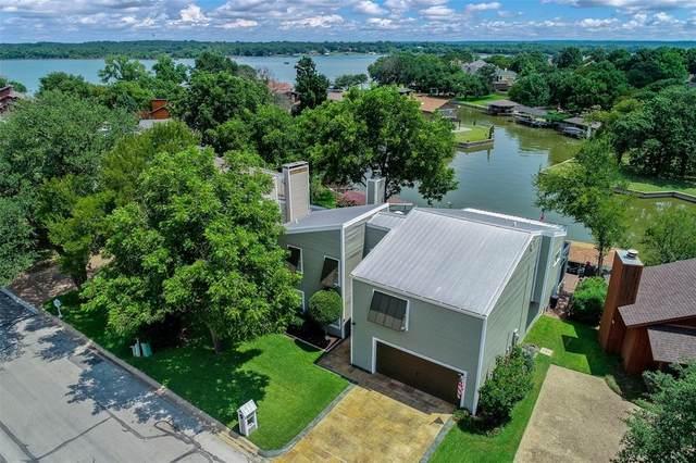 524 Harbor Drive, Azle, TX 76020 (MLS #14633652) :: Real Estate By Design