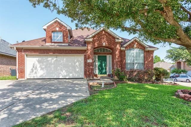804 Tablerock Way, Lewisville, TX 75077 (MLS #14633655) :: Real Estate By Design