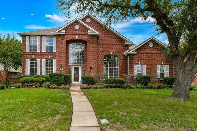 5605 Stonehenge Drive, Richardson, TX 75082 (MLS #14633664) :: The Hornburg Real Estate Group