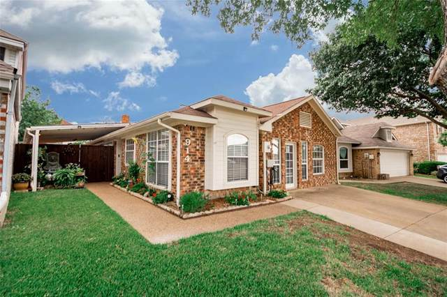 914 Plantation Drive, Lewisville, TX 75067 (MLS #14633666) :: The Chad Smith Team