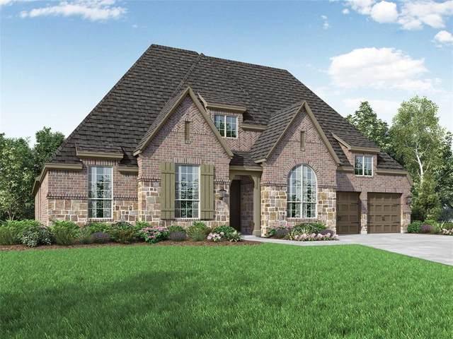 750 Country Brook Lane, Prosper, TX 75078 (MLS #14633668) :: The Star Team   JP & Associates Realtors