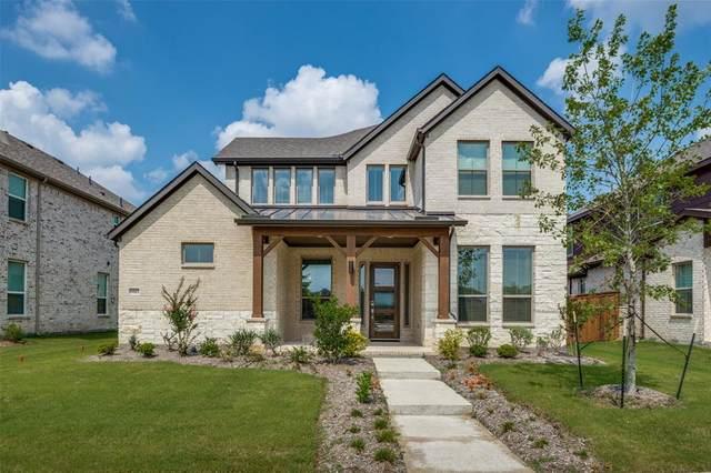 6667 Mistley Park, Frisco, TX 75034 (MLS #14633687) :: The Hornburg Real Estate Group