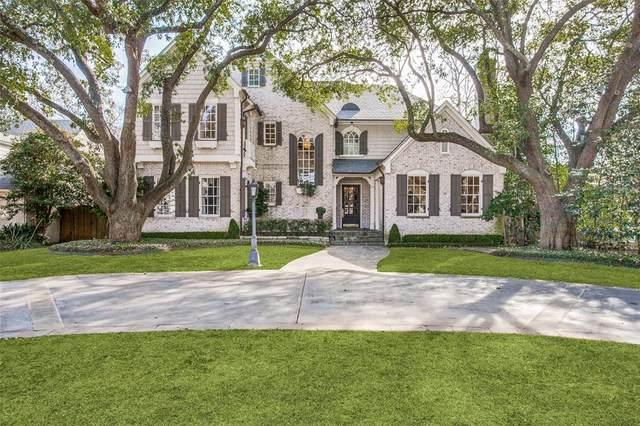 2909 Southwestern Boulevard, University Park, TX 75225 (MLS #14633688) :: Real Estate By Design