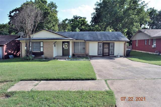 6119 Harmony Lane, Dallas, TX 75241 (MLS #14633696) :: Real Estate By Design