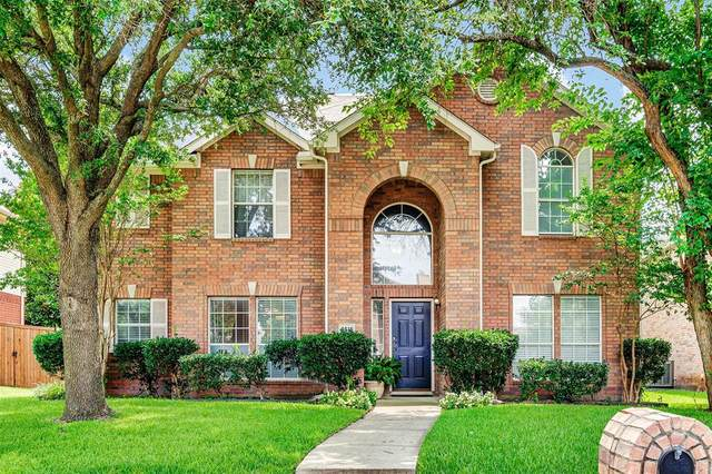 4616 Parnell Lane, Plano, TX 75024 (MLS #14633706) :: The Great Home Team