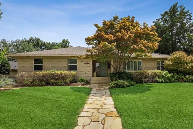 6244 Chesley Lane, Dallas, TX 75214 (MLS #14633712) :: Wood Real Estate Group