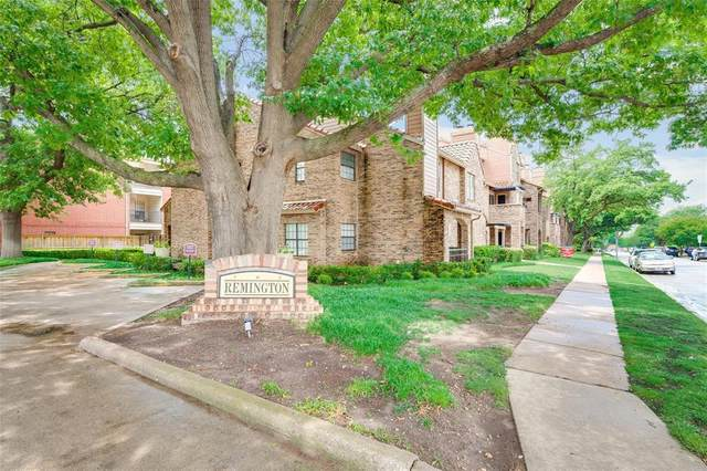3409 Binkley Avenue B, University Park, TX 75205 (MLS #14633735) :: The Great Home Team