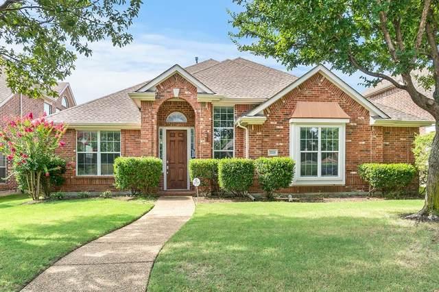 2225 Landoine Lane, Lewisville, TX 75056 (MLS #14633737) :: Real Estate By Design
